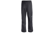 VAUDE Men&#039;s Birch Rain Pants long noir
